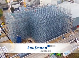 Gonvarri Material Handling (GMH) acquires Kaufmann Systems AG