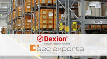 SEC Exports Becomes Dexion's Sole Distributor in East, West & North Africa and the Caribbean